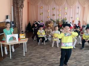 """Театрализованное представление """"Магазин игрушек"""" 05"""