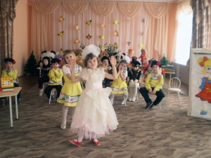 """Театрализованное представление """"Магазин игрушек"""" 06"""