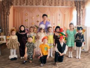 """Театрализованное представление """"Магазин игрушек"""" 10"""