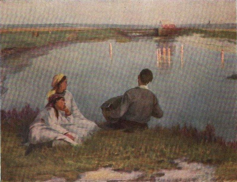 Александр Соколов. Вечер.