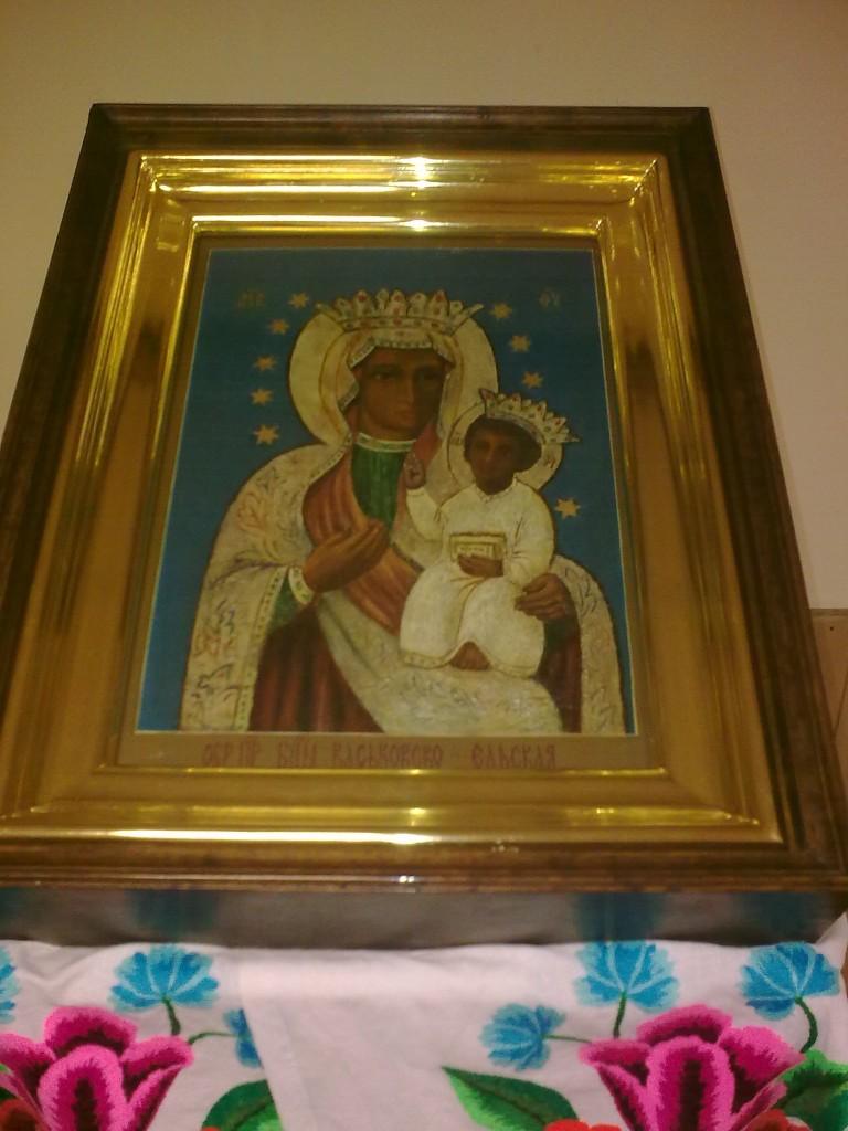 Икона Васьковской Богоматери