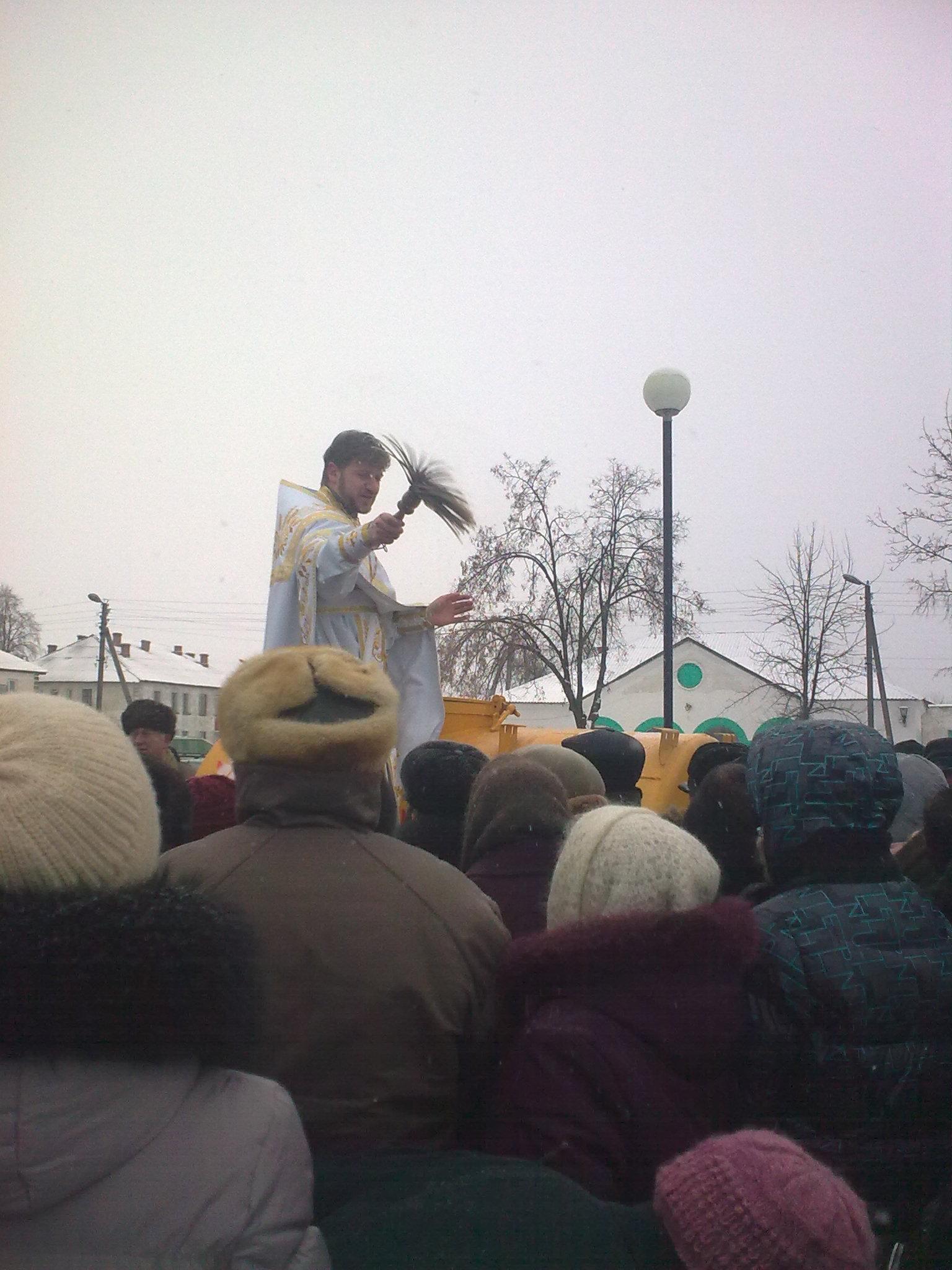 Сценарий праздника. храм