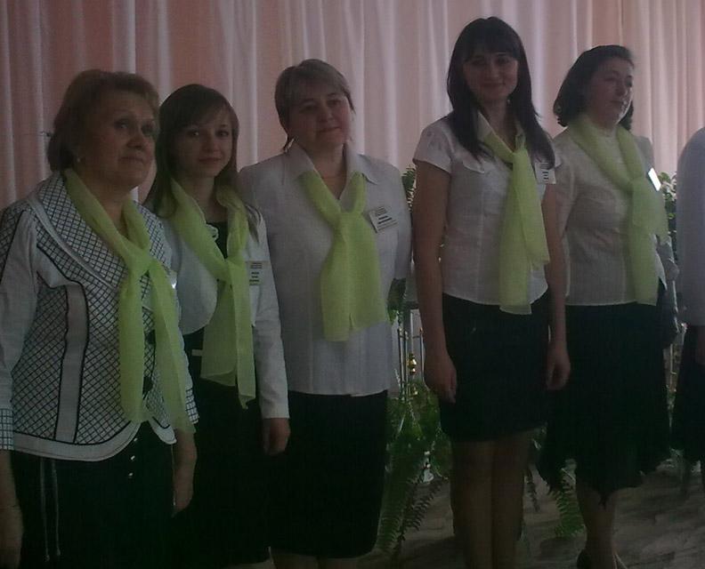 Педагоги - участники семинара