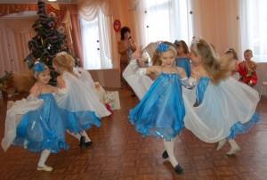 Танец «Метелица»