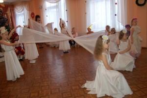 Танец феечек