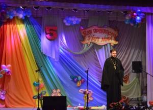 фестиваль благословляет духовный наставник