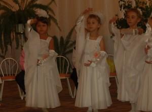 Танец «Улетают птицы»