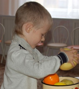 Игра «Свари суп и компот»