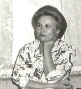 «Звезду» за главную свою роль в этот вечер получила Варвара Владимировна Смирнова - заведующая детским садам с 1981 по 2004