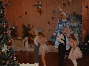 """Танец """"Новогодние игрушки"""""""