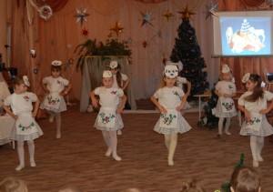 Танец овечек