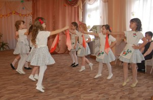 Танец «Купалинка»