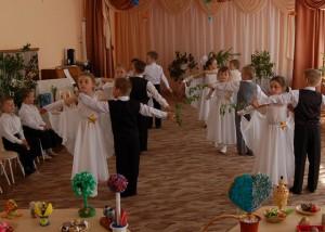 """Танец """"Вербное воскресение"""""""