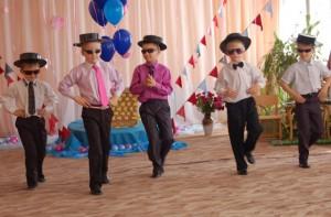 Танец сыщиков