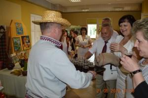Угощаем белорусским квасом!
