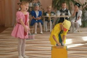 Девочка - Уточка-крячечка,  Хлопотунья-прачечка, Расскажи, как дела, Много ль вымыла белья?