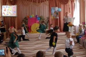 """Танец """"Веселая полька"""""""