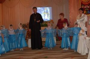 Проповедь настоятеля Храма Святой Живоначальной Троицы отца Георгия