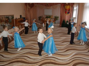 Танец «Цветочек»