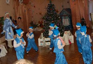 Танец гномиков