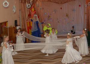 Танец вьюги