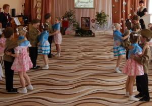 """Танец """"Синий платочек"""""""