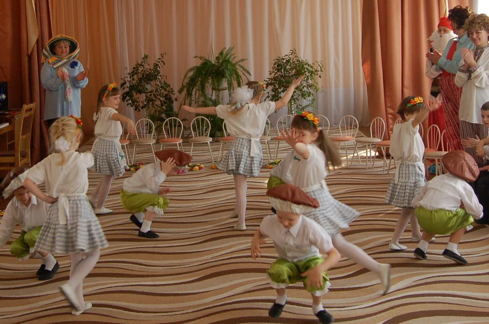 Скачать музыку к танцу грибов