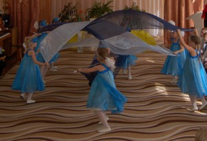 """Танец """"Небеса"""""""
