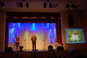 Фестиваль открывает начальник отдела образования, спорта и туризма