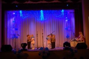 Танец «Синий платочек»