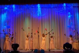 Танец цветов