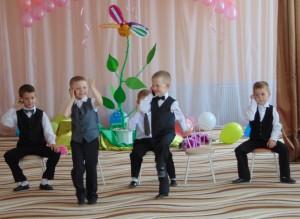 Танец бизнесменов