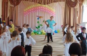 Танец «Школьная полька»