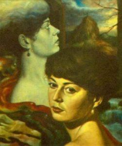 Женский портрет (Портрет Ш.)