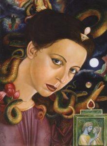 Диана (портрет жены художника)
