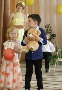 Медведь -  Я – Мишка косолапый,  Я лучший друг детей.