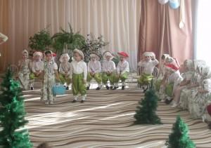Не сердитесь! Нам поможет День рожденья отмечать Наш дружок Боровичок. Кто пойдет его искать?