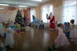 Дед Мороз - Вот и вы без промедленья Начинайте представленье!