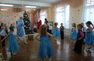 Танец   со звоночками
