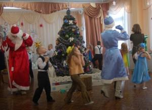 Песня «Шел веселый Дед Мороз»