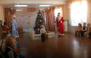 Дед Мороз – Ох люблю стихи я слушать, приготовил уже уши!