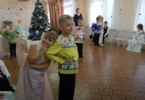 Танец «Василисы-Василечки»