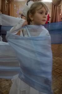 Танец звездочек