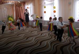 """Танец  """"Музыканты"""""""