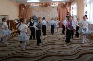 Танец «Потанцуй со мной, дружок»