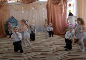 Танец с маракасами