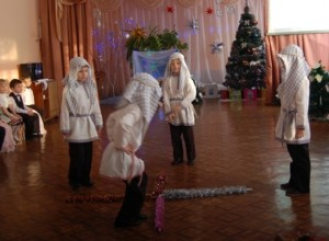 Танец пастушков