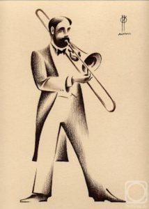 Oleg Ildyukov Trombonist