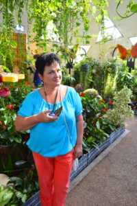 Сад бабочек первый подобный парк в регионе Ближнего Востока. Одновременно он может вместить до 300 посетителей.