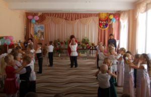 Танец «Хэй, хэй»